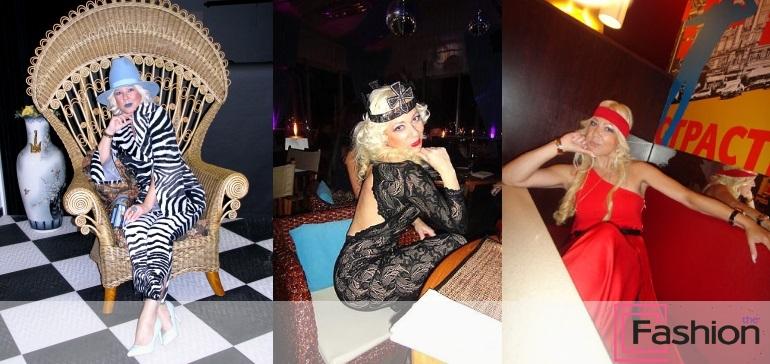 Лана Киселёва — дизайнер одежды, модель.
