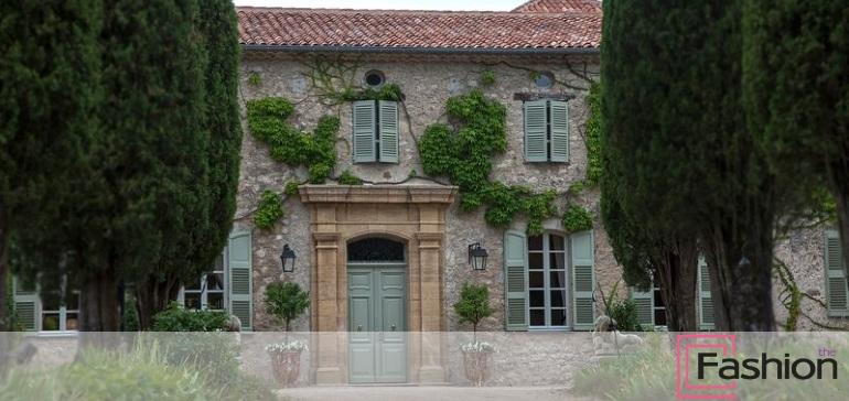 Поместье ChâteaudeLa ColleNoire, замок – легенда. В гостях у  Christian Dior.